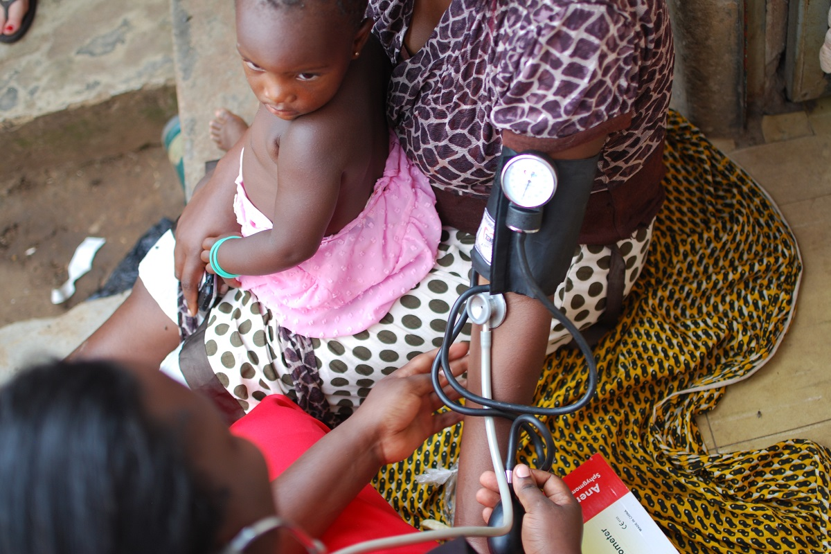 health work in uganda