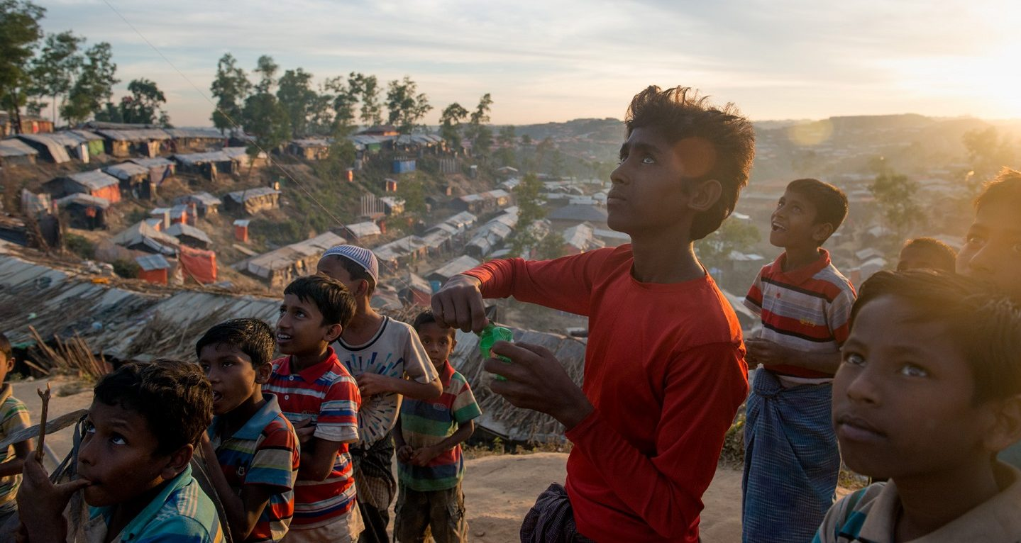 rohingya special fundraising image