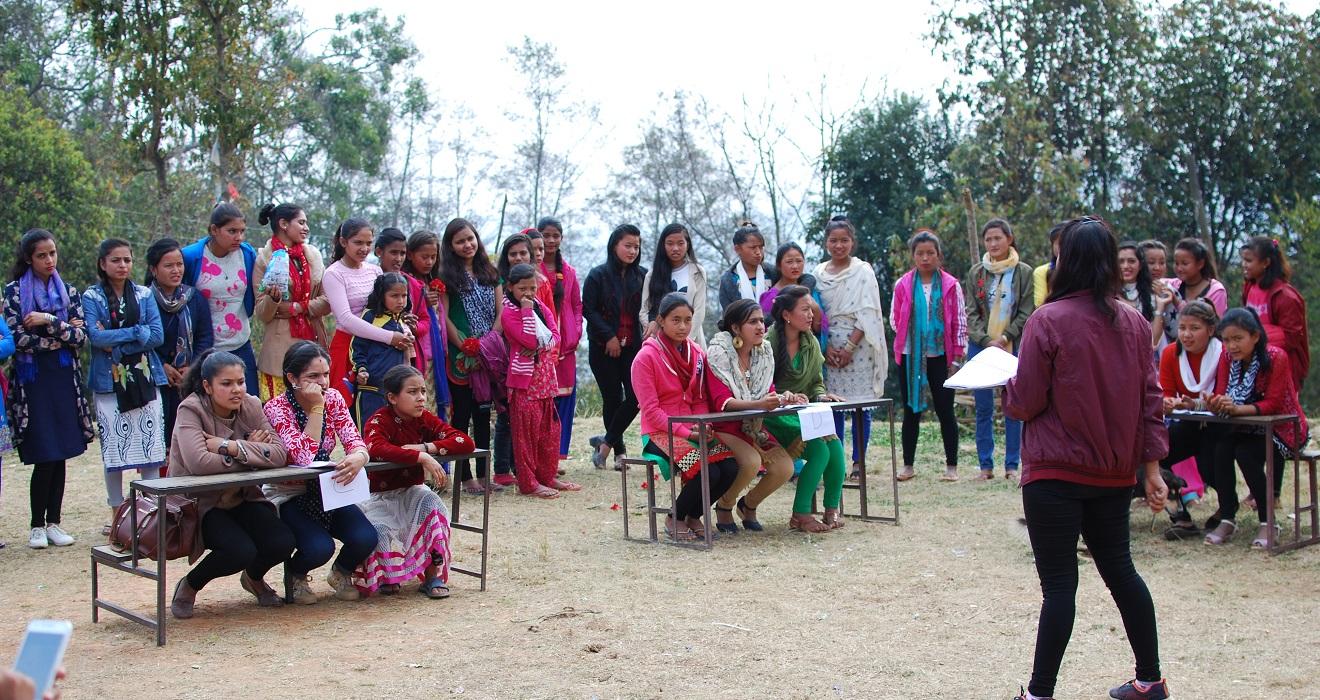 ELA club in Nepal