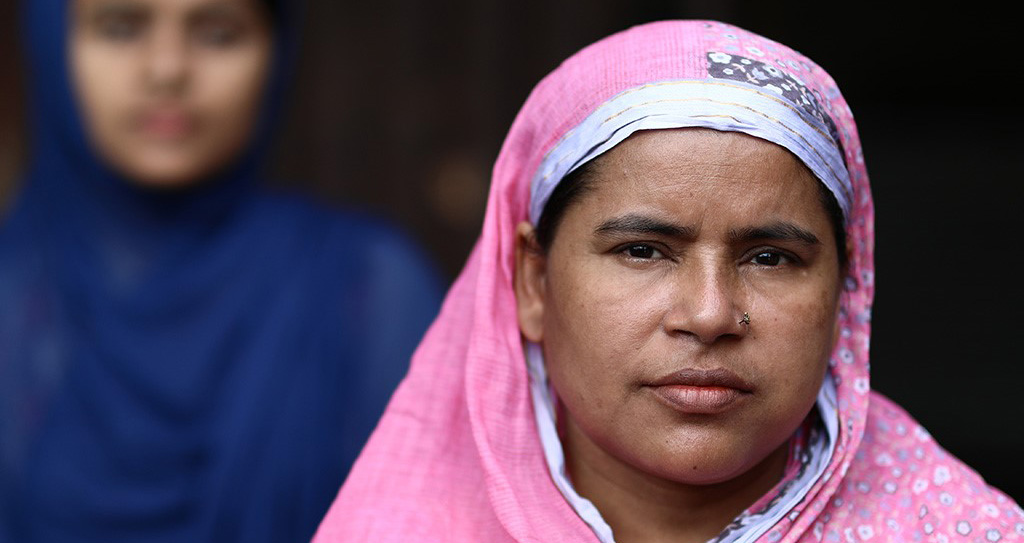 Nurjahan, a participant of BRAC's Ultra-Poor Graduation program in Bangladesh